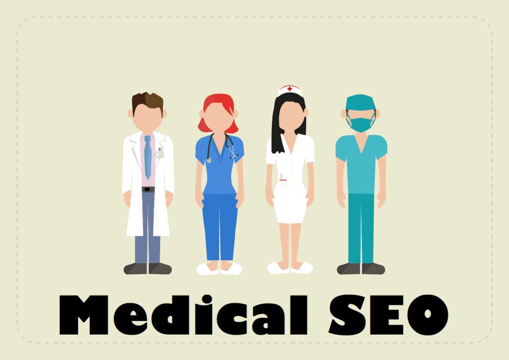 קידום מרפאות, רופאים ומטפלים בגוגל