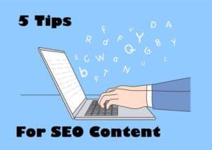 5 דגשים שמשדרגים תוכן לקידום אתרים